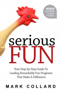 Click this image to download a free excerpt of the Serious Fun audio book ...