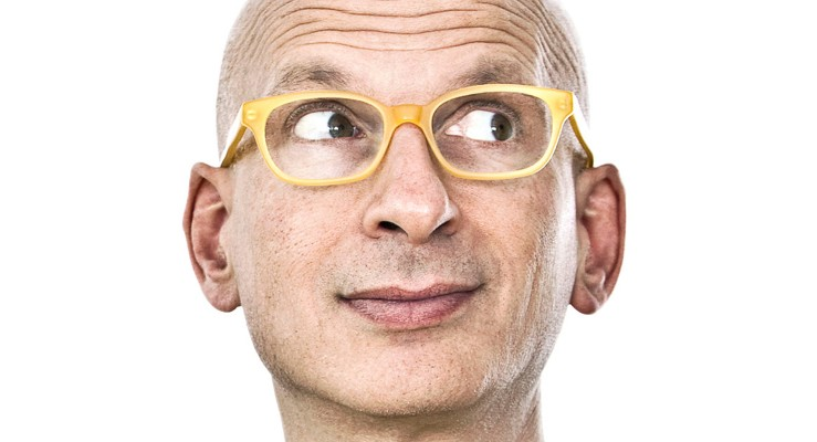 Seth Godin, best-selling author, Your Turn